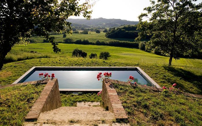 Villa Fragolina, Peccioli