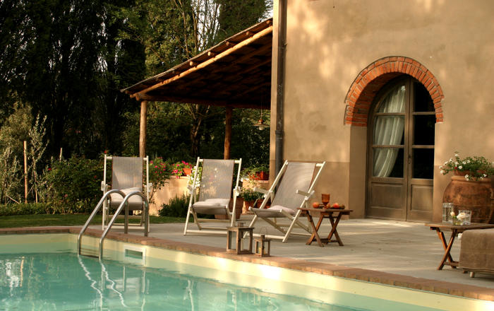 Villa Terranuova, Terranuova Bracciolini