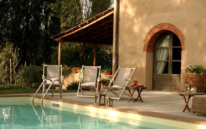 Villa Leonina, Arezzo Area, Tuscany