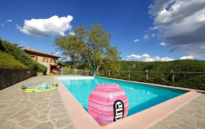 Villa Lonna, Papiano