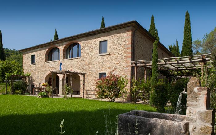 Villa Ducese Mandorla, Arezzo