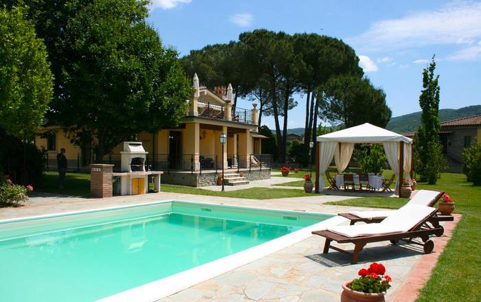 Villa Lucia, Arezzo Area, Tuscany