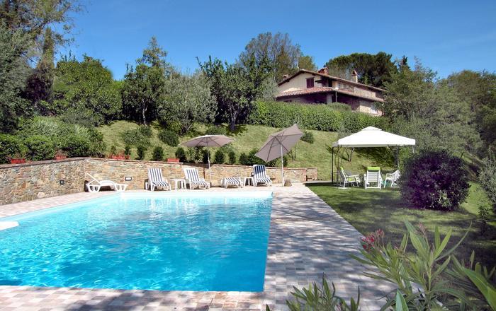 Villa Savino, Monte San Savino