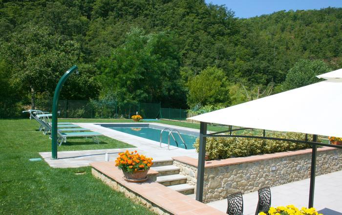 Villa Il Corte, Arezzo Area, Tuscany
