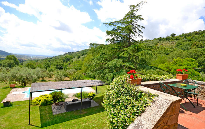 Villa Orto, Cortona Area, Tuscany