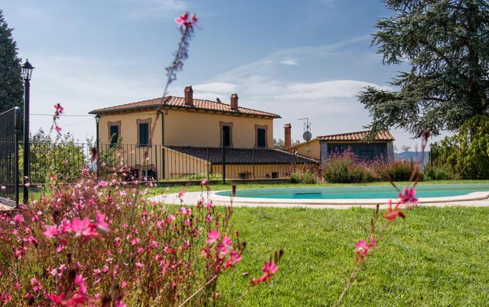 Villa Lizz, Siena Area, Tuscany