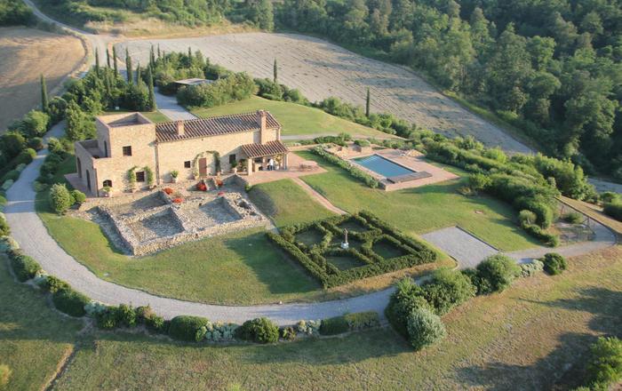 Villa Toscana, Pisa Area, Tuscany