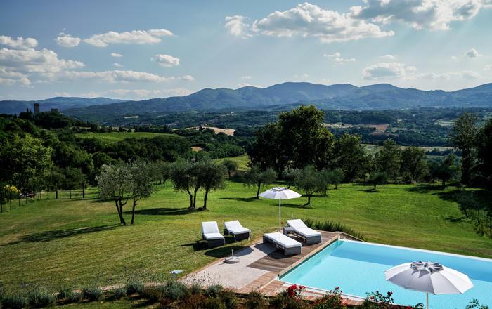 Villa Elena, Florence Area, Tuscany