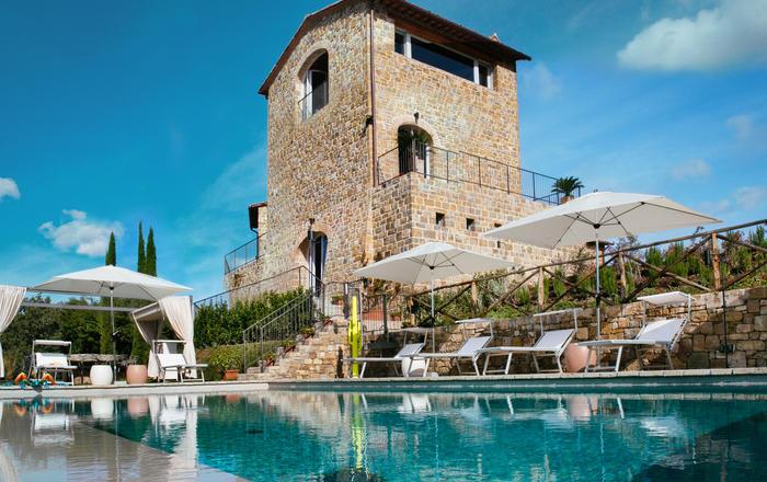 Villa Radda, Siena Area, Tuscany