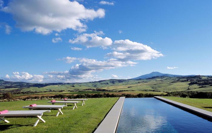 Villa Belvedere, Montepulciano Area, Tuscany