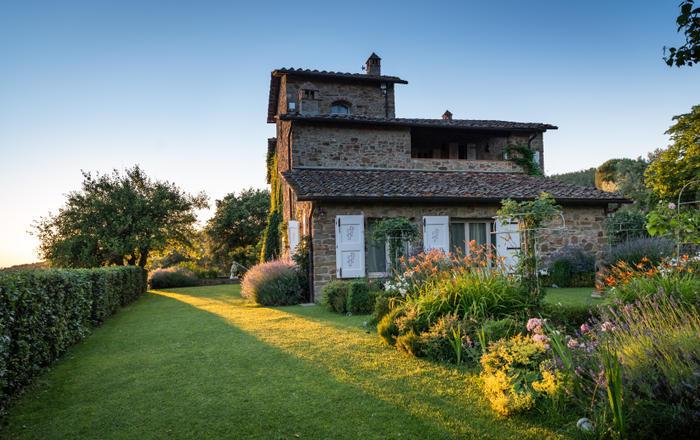 Villa Castellina, Chianti Area, Tuscany