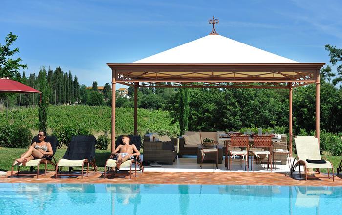 Villa Monte, Pisa Area, Tuscany
