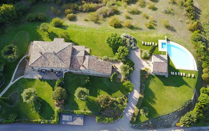Villa Porpora - 18 Guests, Perugia Area, Umbria