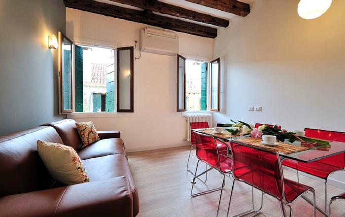 Serliana Tre, Venice