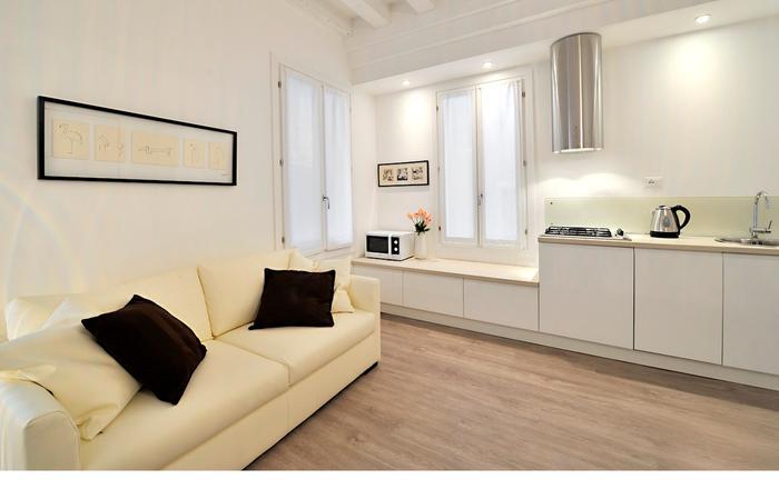 Tortora Apartment, Venice