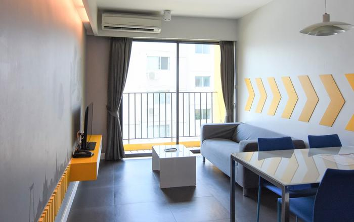 ISA Suite Deluxe, Bangkok