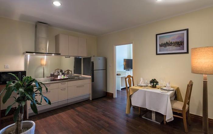 SK Residence - Bassac Suite, Phnom Penh