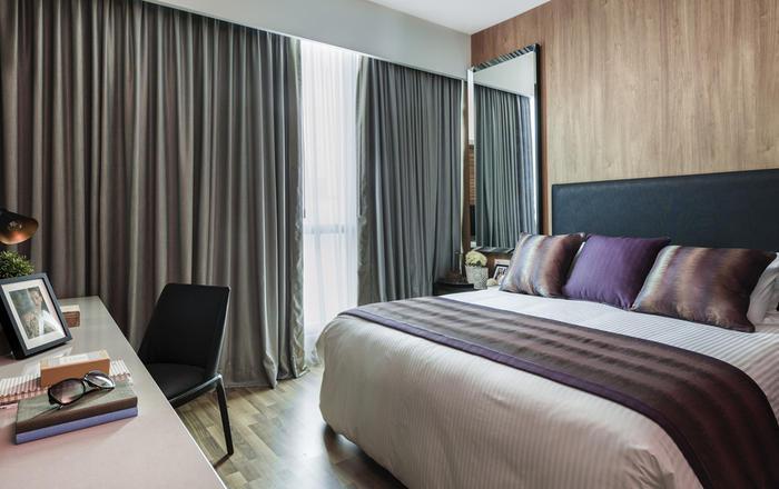 Somerset Damansara - 1 Bedroom Premier, Kuala Lumpur