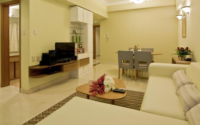Golden Hill 1 Bedroom, Yangon