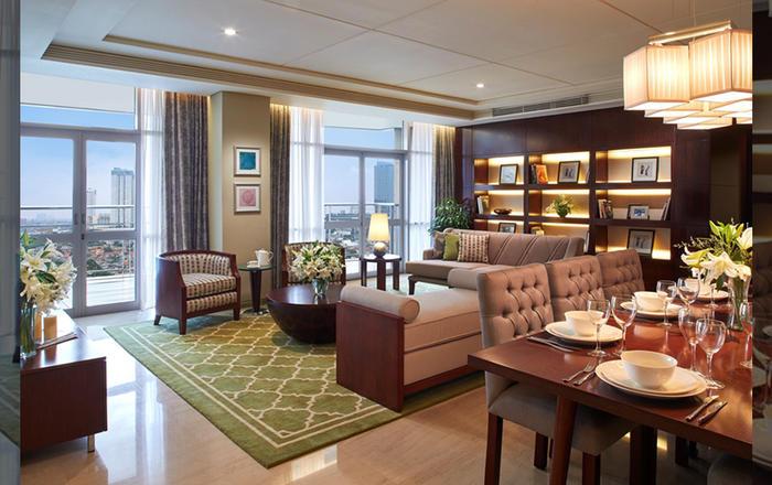 SL Residence Three Bedroom Premier, Jakarta