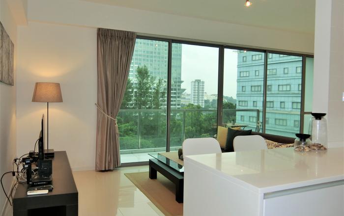 One North Residences Studio, Singapore