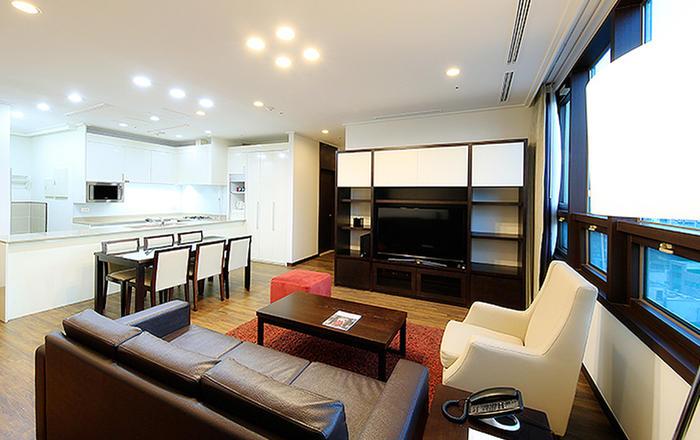 OI Residence Four Bedroom, Seoul