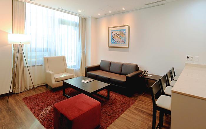 OI Residence Two Bedroom Premier, Seoul