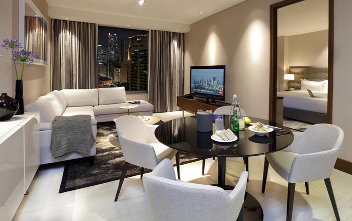 Diamond Suites - One Bedroom Suite, Manila