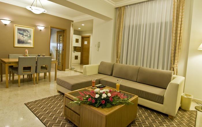 Golden Hill 2 Bedroom Superior, Yangon