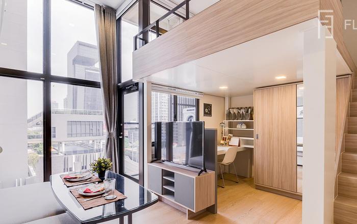 CW Residence 812, Bangkok