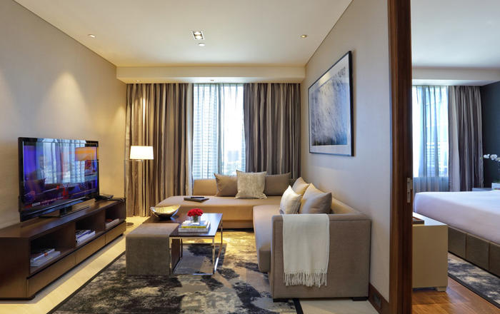 Diamond Suites - Two Bedroom Suite, Manila
