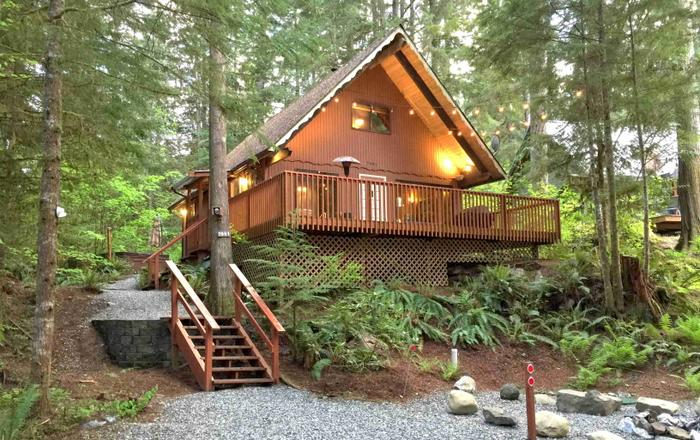A cozy pet friendly cabin, Deming