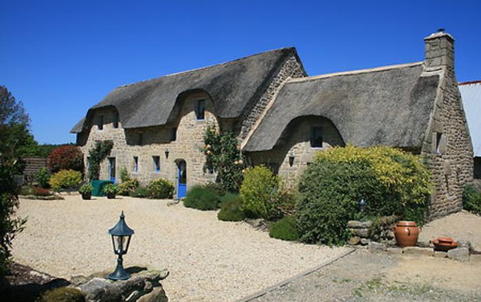 La Chaumiere, Bretagne