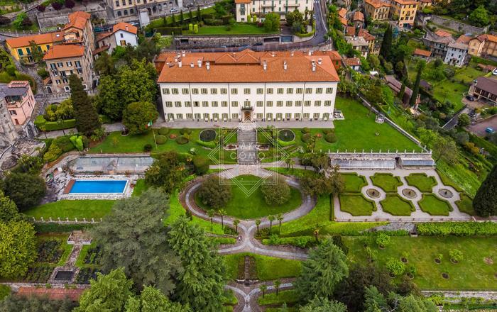 Villa Passalacqua, Moltrasio, Co