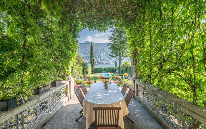 Villa Gallietta, Como