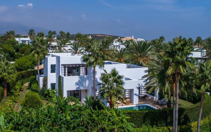 Finca Cortesin - 4 Br Villa w. Pool, Casares