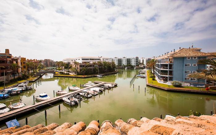Sotogrande Marina 3 Br Duplex With Large Terrace, San Roque