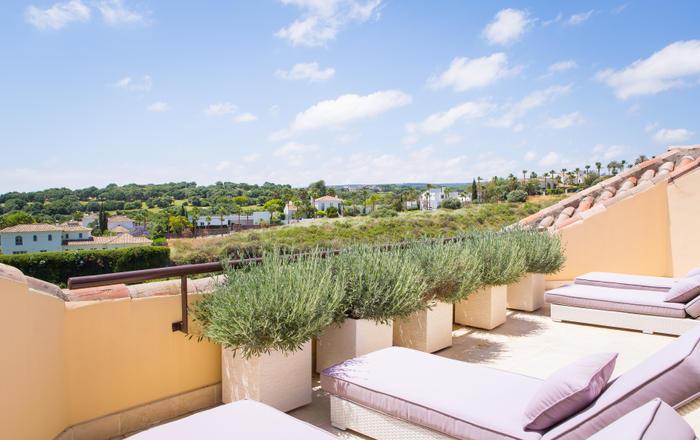 Sotogrande Valgrande 4 Br Duplex Penthouse w. large terrace, San Roque