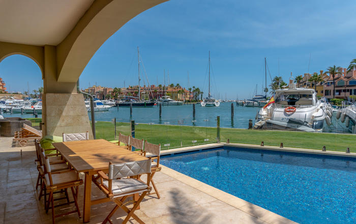 Sotogrande Marina 3 Br Apartment with Private Pool, San Roque
