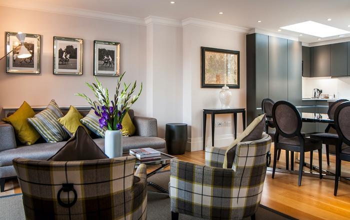 Mayfair  Penthouse W1, London