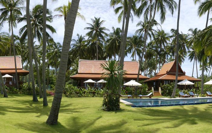 Ban Sairee - Beach Villa in Laem Sor, Laem Sor