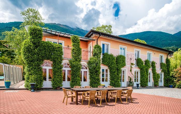 Villa Meridiana, Pianello Del Lario