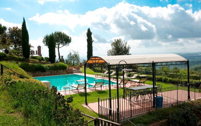 Villa Montaperti, Sinalunga
