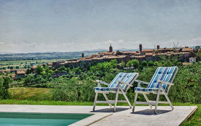 Villa Saina, Torrita Di Siena