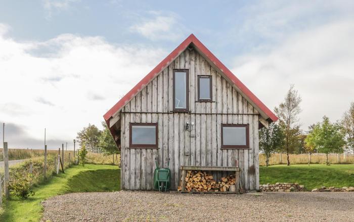 The Big Barn, Garve