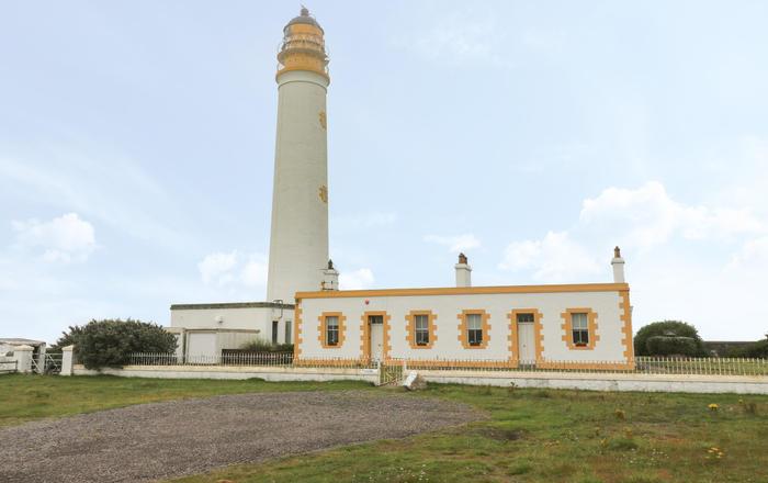 Barns Ness Lighthouse Cottage, Dunbar