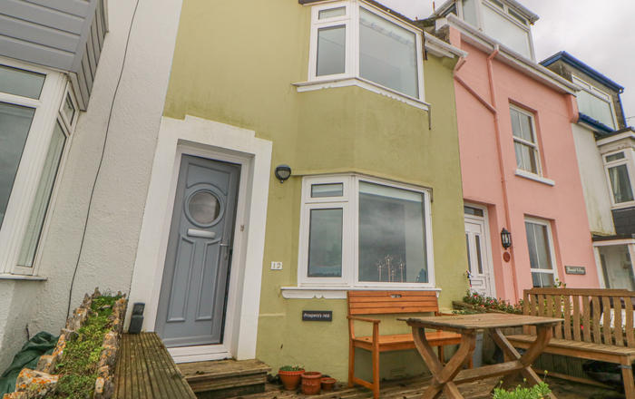 12 Sea View Terrace, Brixham