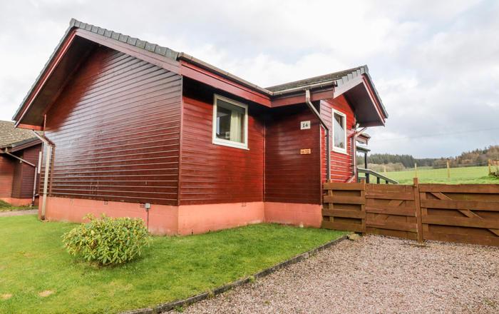 Lusa Lodge, Dumfries
