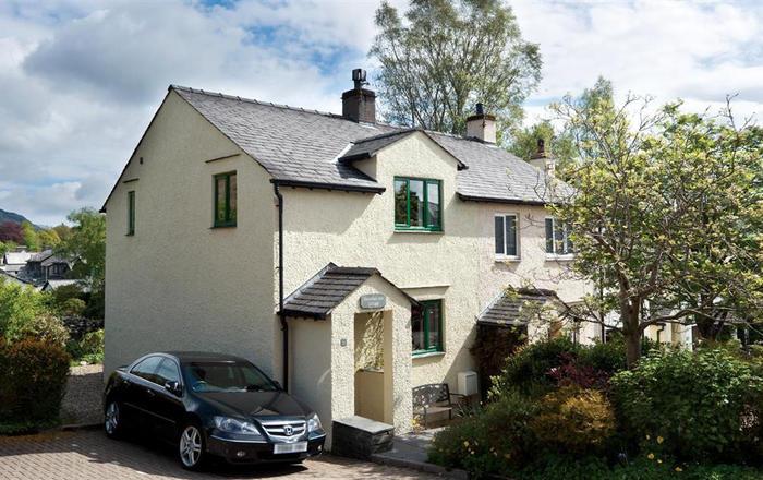 Mountain Ash Cottage, Coniston