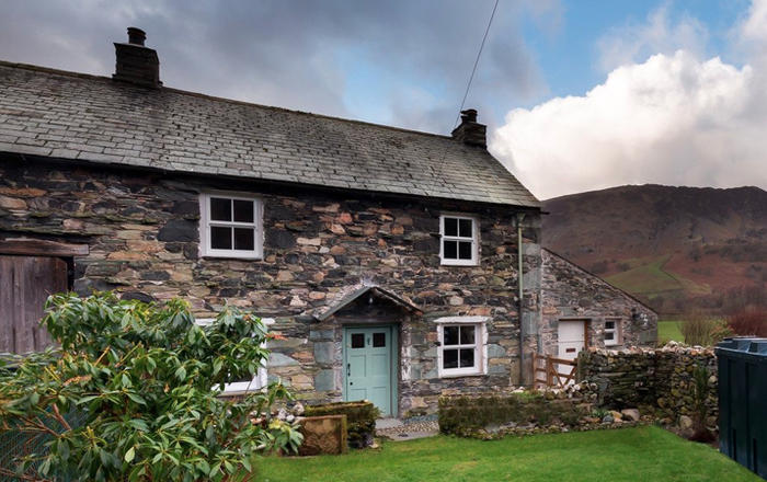 Yew Tree Cottage Borrowdale, Rosthwaite